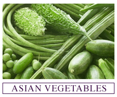 Seeds for Growing Oriental Vegetables